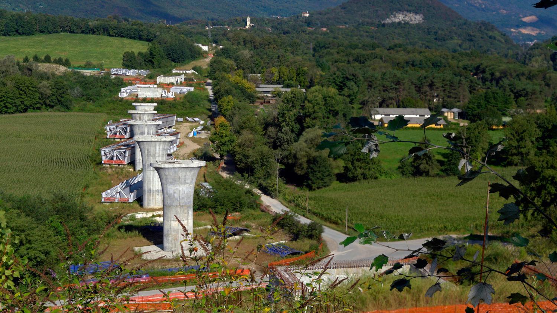Ponte Bevera / Italia